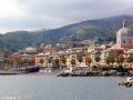 Genova - Vista dal porto