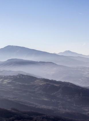 Montefiorino - Vista