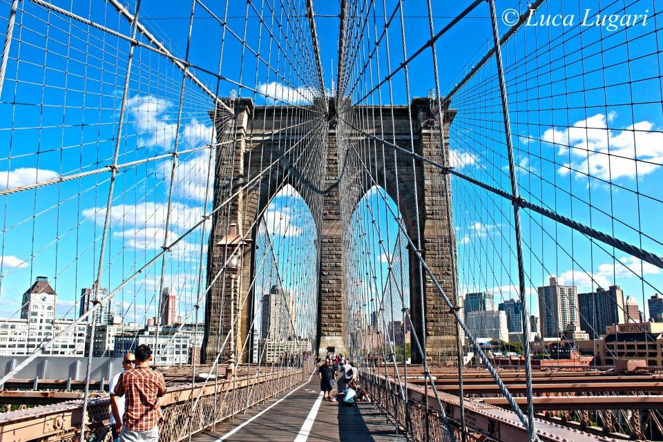 New York - Il ponte di Brooklyn