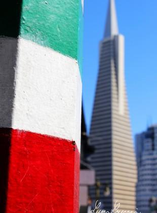 San Francisco - Columbus Avenue