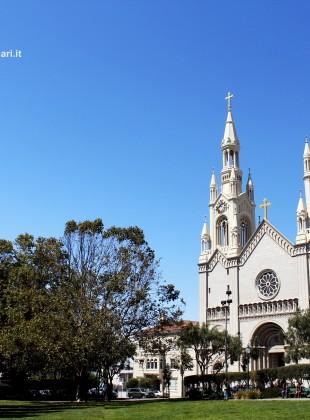 San Francisco - Saints Peter and Paul Church