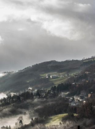 La Nebbia sui Monti